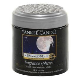 """Midsummer Night"" Frangrances Sphères Yankee Candle"