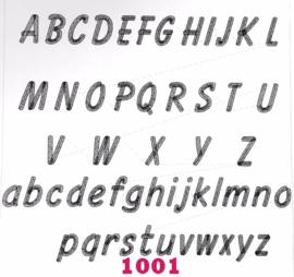 Lettertype 1001