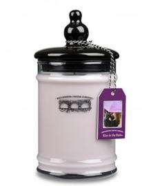"Geurkaarsen Jar small (65-85u.) ""Bridgewater"""