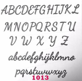 Lettertype 1013