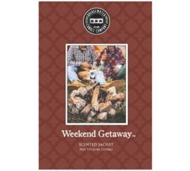 """Weekend Gataway"" Geurzakje Bridgewater"