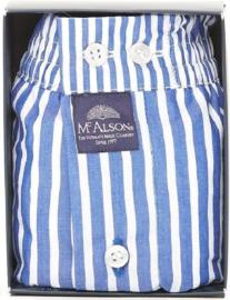 """""""McAlson"""" Boxershort met binnenbroekje, M0242, L, met 2 gratis initialen geborduurd"""