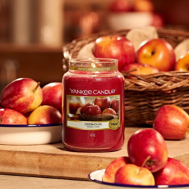 Yankee candle, Cider house, Jar large