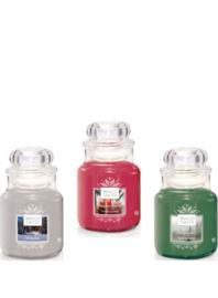 Giftbox , 3 jars smal, Yankee Candles