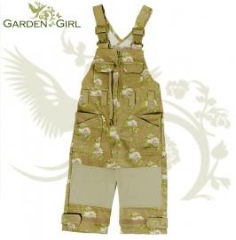 "Tuinsalopette ""Garden Girl"" (5 - 6 jaar)"