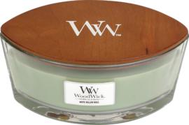 """Wild Willow Moss"" WoodWick Ellipse 50u."