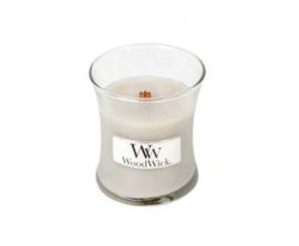 """WoodWick Jar Medium """"Warm Wool"""""""