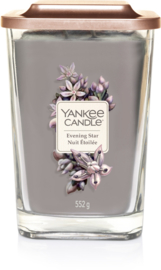"""Evening Star"" Yankee Candle, Elevation coll. large"