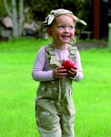"Tuinsalopette ""Garden Girl"" (3 - 4 jaar)"