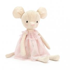 "Knuffel ""Jellycat"" Jolie Mouse"