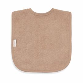 Slab in spons pink stone met of zonder naamborduring