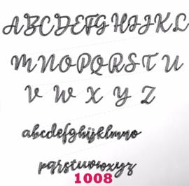 Lettertype 1008