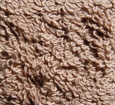 Handdoek Taupe castano (50 x 100) + 1 naam geborduurd