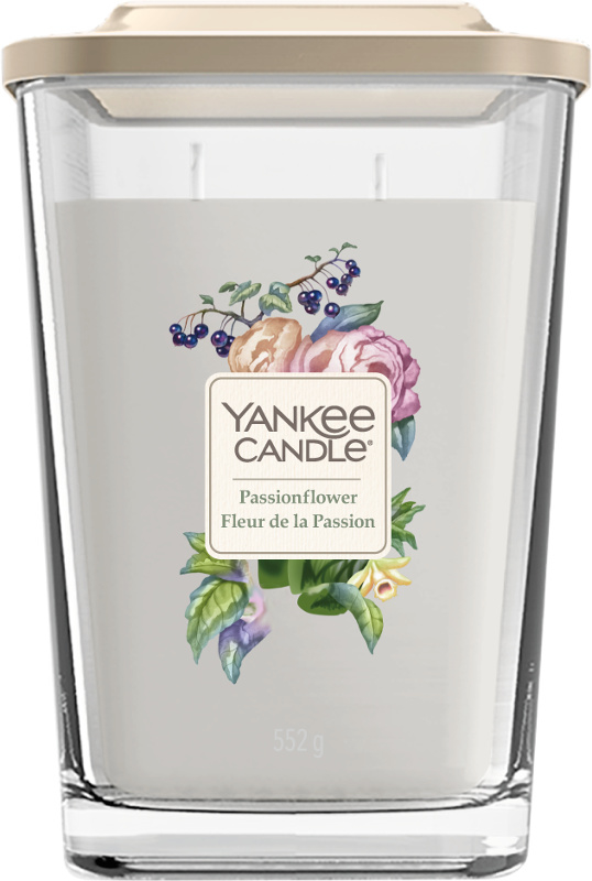 """Passionflower"" Yankee Candle, Elevation coll. large"