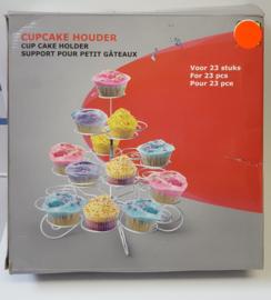 Cupcake houder voor 23 cupcakes