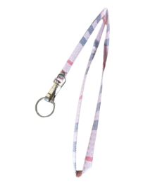 Luxe keycord Burberry style