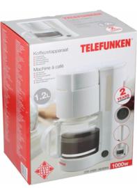 Telefunken koffiezetapparaat