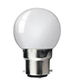 bc b22 bajonet led lamp 1watt