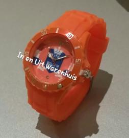 Oranje horloge