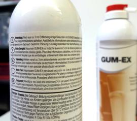 Kauwgom verwijderaar  Gum Ex