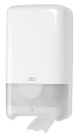 Tork toiletpapierdispenser Twin   T6