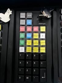 Posiflex KP-300 securitypad