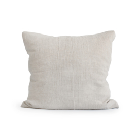 linen pillow case NATURAL