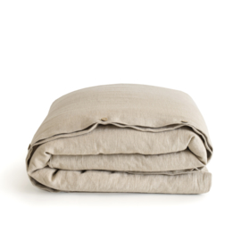 linen duvet cover set FLAX