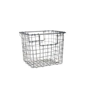 wired basket square