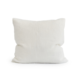 linen pillow case MILK