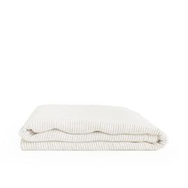 linen tablecloth PINSTRIPE flax