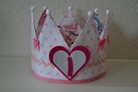 Verjaardagskroon ster/ornament