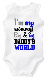 romper daddy's world