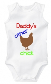 romper daddy's other chick