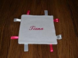 Labeldoekje Tiana