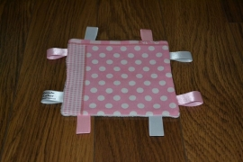 Labeldoekje Rose Patchwork