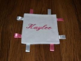 Labeldoekje Kaylee