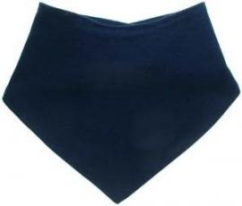 Bandana slab marine blauw