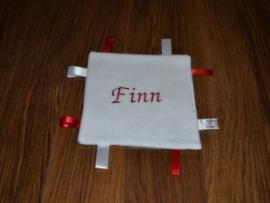 Labeldoekje Finn