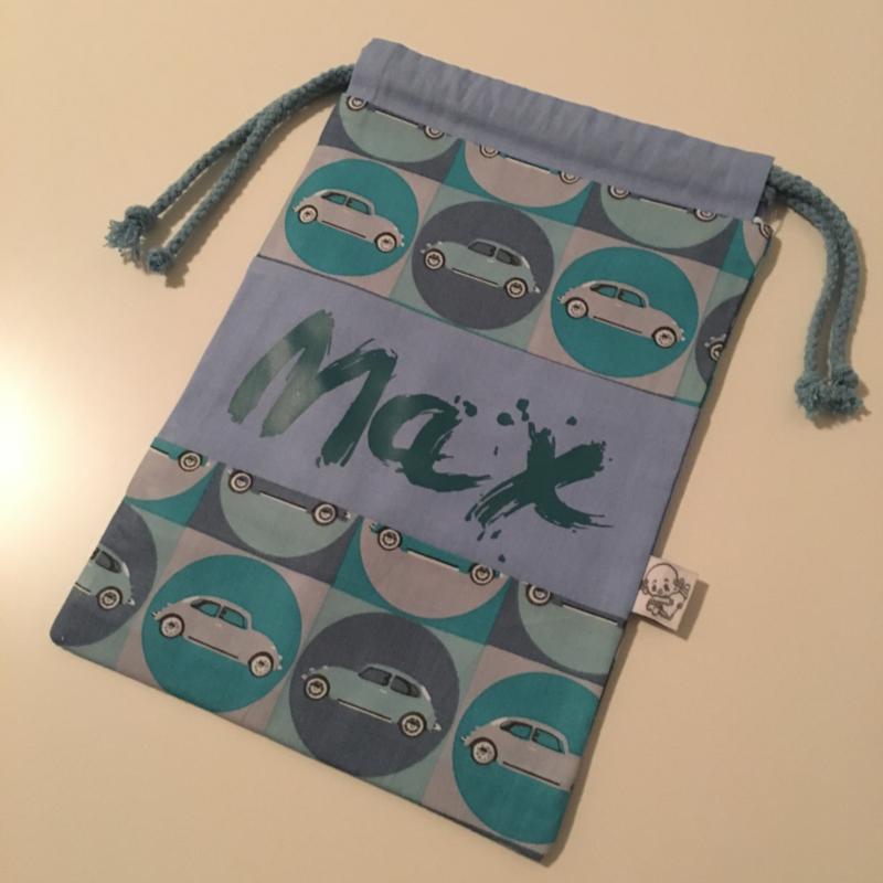 Knikkerzak Max