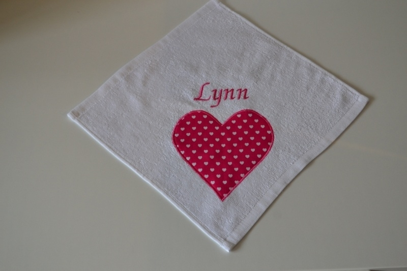 Spuugdoekje Lynn
