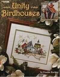 Leisure Arts - Frankie Buckley - Vogelhuisjes - Unity Birdhouses