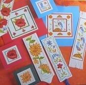 Boekenleggers en Kaarten - Bookmarks and Cards