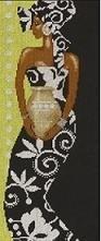 Afrikaanse Dame met Vaas - African Lady with Vase