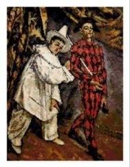 CSPG - Paul Cezanne - Mardi Gras