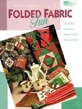 Nancy J. Martin - Folded Fabric Fun