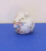 Miniatuur bolle Vaas - 10 - Miniature round Vase