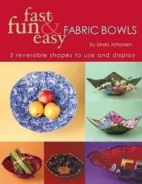 Linda Johansen - Fabric Bowls