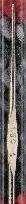 Staal - 1.5 mm - Haaknaald - steel Crochet hook