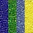 Mill Hill Glass Seed Bead Mini-Pack 01007 (02086, 00167, 02006, 00128)